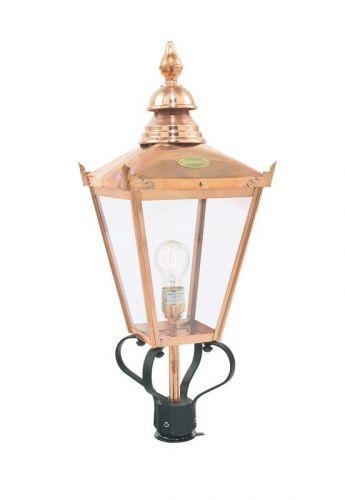 Norlys CS/HO Chelsea 1Lt Copper Outdoor Lantern Head