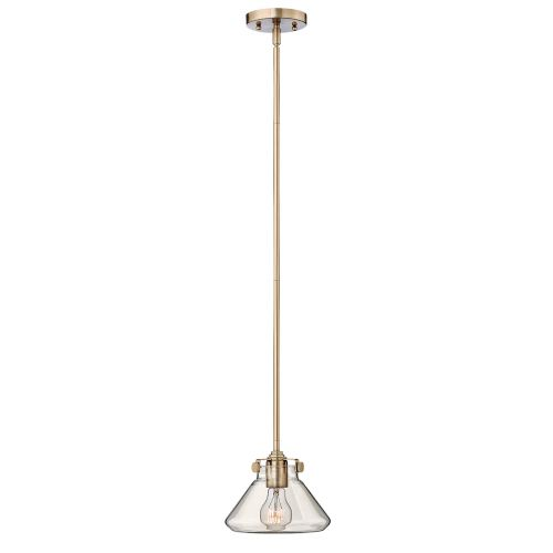 Hinkley HK/CONGRESP/A BC Congress 1Lt Brushed Caramel Ceiling Pendant
