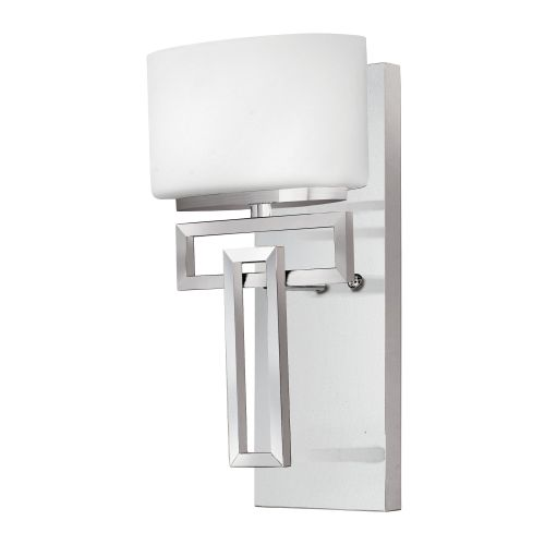 Hinkley Lanza 1lt Wall Light Polished Chrome ELS/HK/LANZA1 BATH
