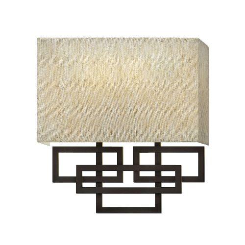 Hinkley Lanza Wall Light Oil Rubbed Bronze ELS/HK/LANZA2