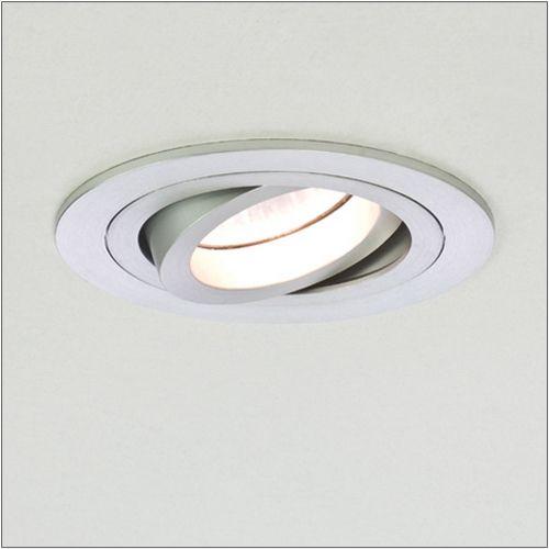 Astro Taro Adjustable Recessed Spotlight 1240011 Brushed Aluminium