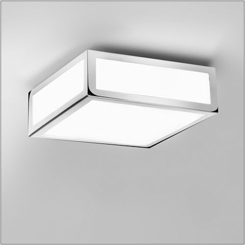 Astro Mashiko 200 Polished Chrome Bathroom Ceiling Light 0890