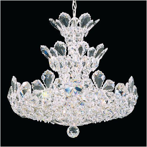 Schonbek Trilliane 15 Light Spectra Crystal Chandelier 5851