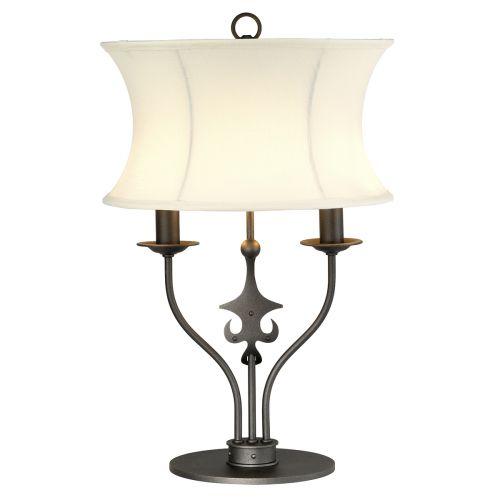 Elstead Windsor Graphite Table Lamp WINDSOR/TL GR