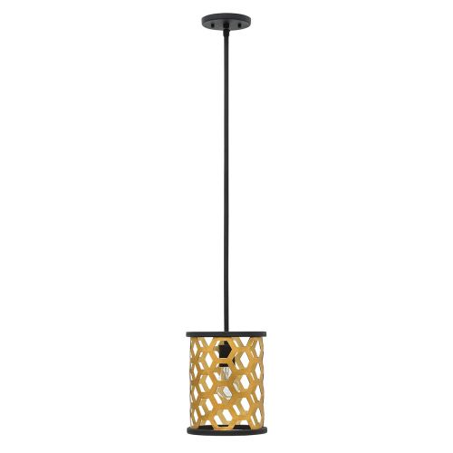 Hinkley Felix 1Lt Mini Pendant Light Sunset Gold HK/FELIX/MP