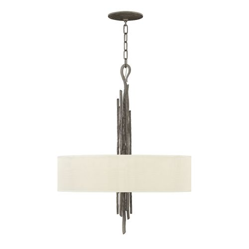Hinkley Spyre 6Lt Pendant Light Metallic Matte Bronze HK/SPYRE6P MMB