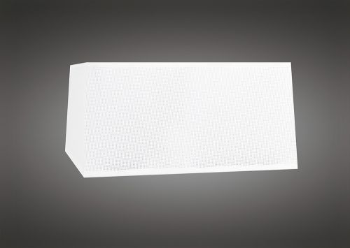 Mantra M5304 Habana White Square Shade 450 450x215mm Suitable for Pendant Lights