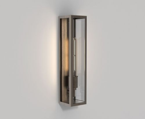 Astro 1402009 Harvard Outdoor Single IP44 Wall Light Brozne