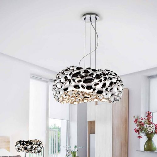 Schuller Narisa 266284 Ceiling Pendant 5 Light Chrome