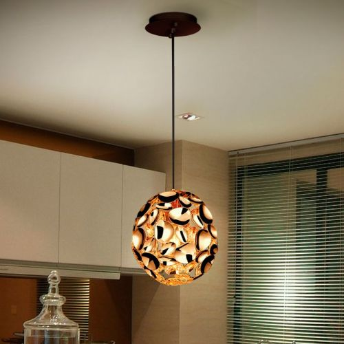Schuller Narisa 266035N Ceiling Pendant 1 Light Rose Gold