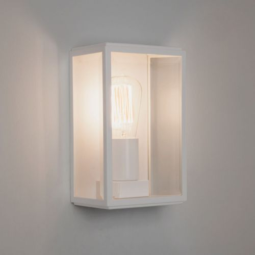 Astro Homefield-160 1095012 Outdoor Single Wall Light White
