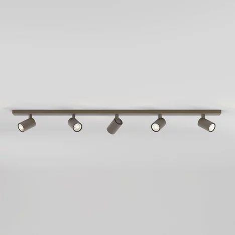 Astro 1286060 Ascoli 5 Light Bar Spotlight Bronze