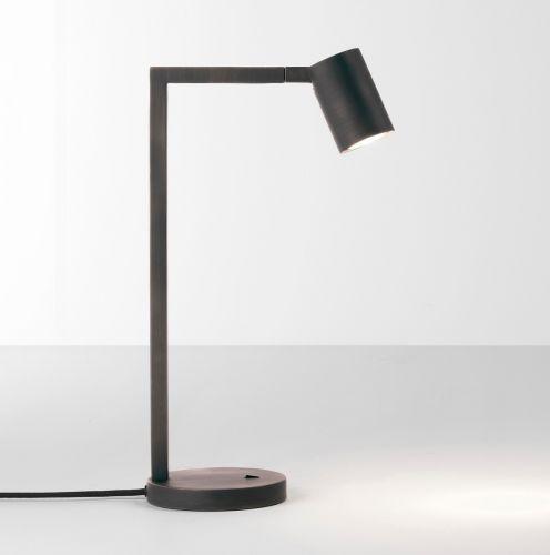 Astro 1286024 Ascoli Single Spotlight Table Lamp Bronze