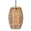 Ceiling Pendant Light Fitting Bronze Troy Balboa F6746-CE