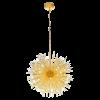 Eglo Vivaldo 1 39256 Large Ceiling Pendant 32 Light Gold