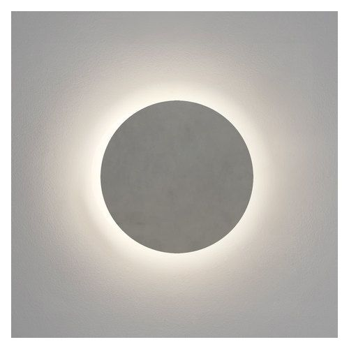 Astro Eclipse 300 1333011 1 Light LED Wall Light Concrete Fitting