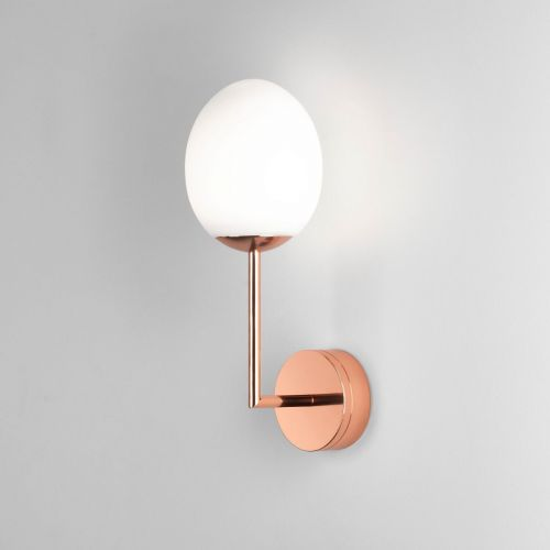 Astro Kiwi 1390001 LED Single Wall Light Polished Copper