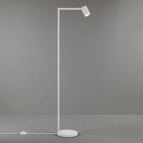 Astro 4582 Ascoli 1Lt Matt White Floor Lamp