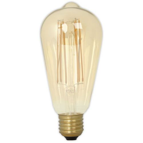 Rustic LED Lamp 4W ES / E27 Cap Dimmable Warm White