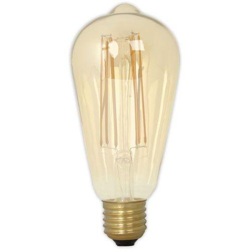 Rustic LED Lamp 4Watt E27 Cap Warm White Dimmable