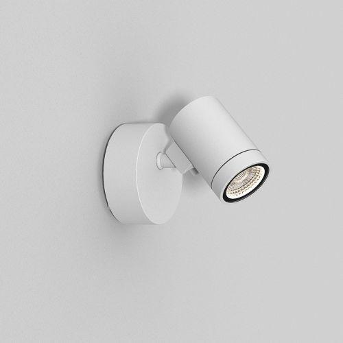 Astro 1401004 Bayville LED Single Outdoor Spotlight White