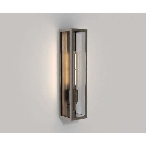 Astro 8336 Harvard 1Lt Bronze IP44 Bathroom / Outdoor Wall Light
