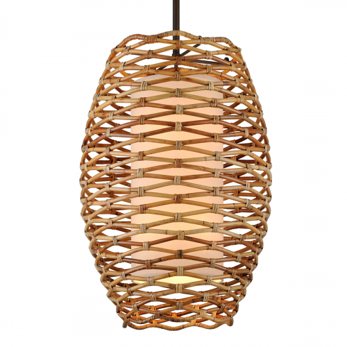 Troy BalboaCeiling LargePendant8xE14BronzeF6748-CE