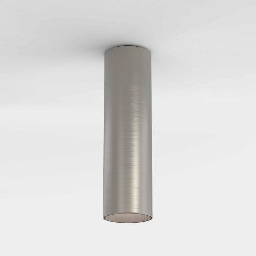 Astro 1399015 Yuma Surface 250 LED Single Ceiling Spotlight Matt Nickel Frame