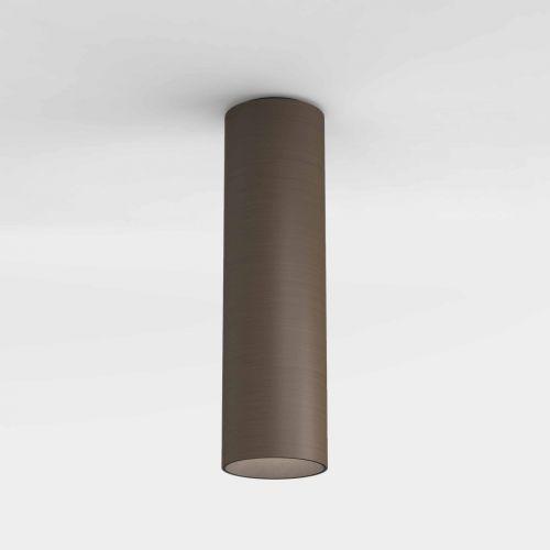 Astro 1399016 Yuma Surface 250 LED Single Ceiling Spotlight Bronze Frame