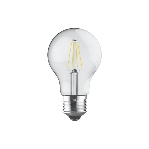 GLS LED Lamp 4W ES / E27Cap Non-Dimmable Warm White