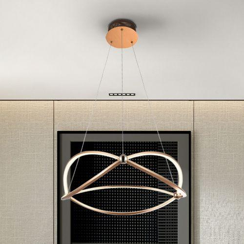 Schuller Ocellis 757232 LED Small Ceiling Pendant Copper