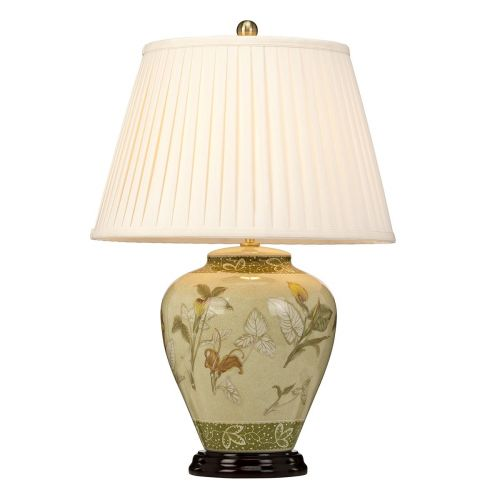 Elstead Arum Lily Cream Table Lamp ELS/ARUM LILY/TL