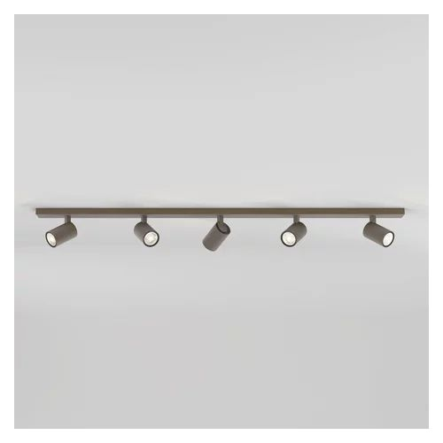 Astro 1286060 Ascoli 5 Light Bar Spotlight Bronze