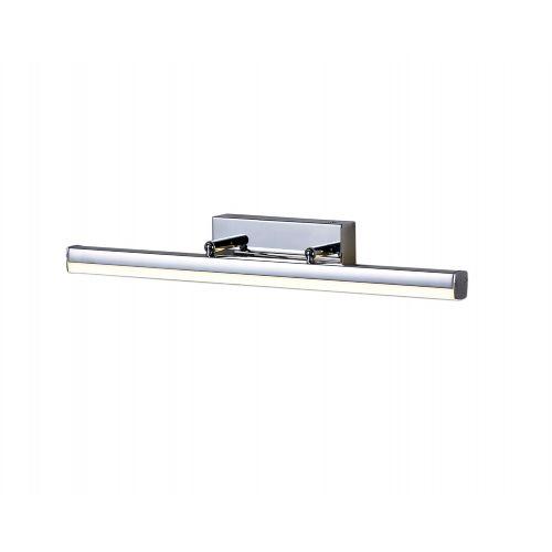 Lekki Kros Wall Lamp Small Adjustable 6W LED 4000K 612lm IP44 Chrome LEK3022