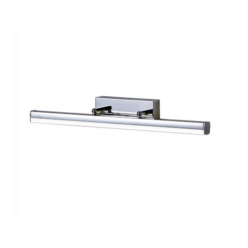 Lekki Kros Wall Lamp Medium Adjustable 12W LED 4000K 1192lm IP44 Chrome LEK3023