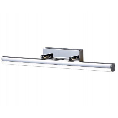 Lekki Kros Bathroom Wall Lamp Medium Adjustable 12W LED 4000K 1192lm IP44 Chrome LEK3023