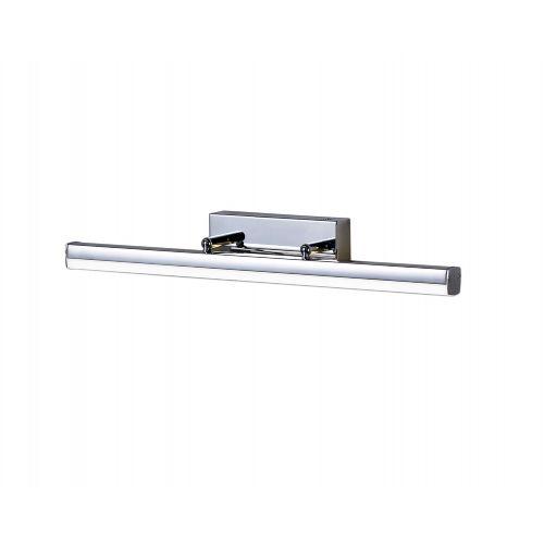 Lekki Kros Wall Lamp Large Adjustable 18W LED 4000K 1784lm IP44 Chrome LEK3024