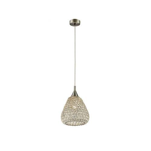Impex CF501131/01/L/AB Simone 1Lt Large Antique Brass Ceiling Pendant
