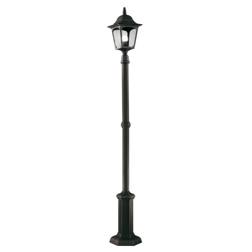 Elstead Chapel Outdoor Midi Lamp Post ELS/CP6 BLACK