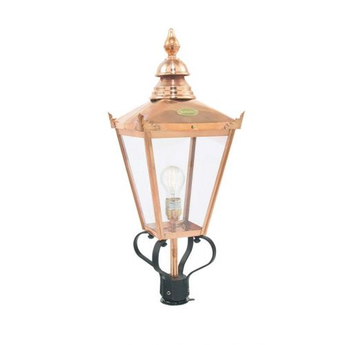 Norlys CS/HO Chelsea 1Lt Copper Outdoor Lantern Head