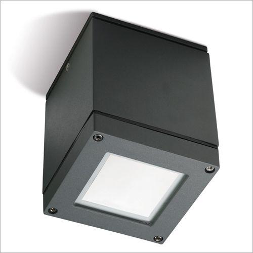 LEDS C4 Afrodita Urban Grey Outdoor Flush Ceiling Fitting 15-9328-Z5-B8