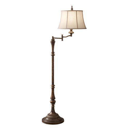 Feiss Gibson Cambridge Crackle Swing Floor Lamp FE/GIBSON SWFL