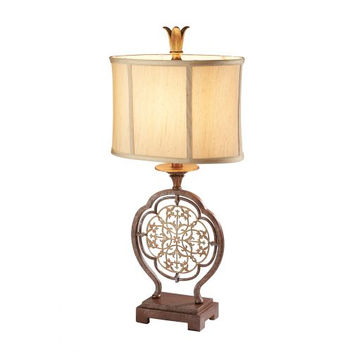Feiss Marcella Bronze Table Lamp FE/MARCELLA/TL