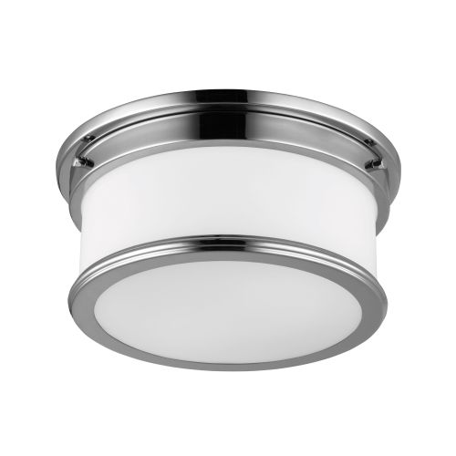 Feiss Payne Flush Fitting FE/PAYNE/F BATH Polished Chrome