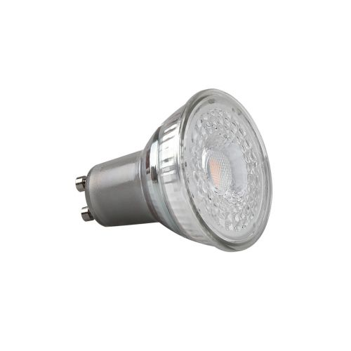 GU10 LED Bulb 4.5watt / 50watt Warm White 2700K 60degrees