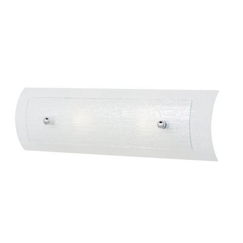 Hinkley Duet 2lt Bathroom Wall Light Polished Chrome ELS/HK/DUET2 BATH