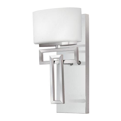 Hinkley Lanza 1lt Wall Light Polished Chrome ELS/HK/LANZA1 BATH