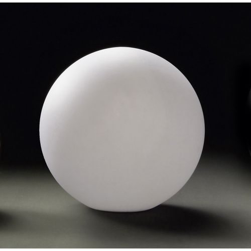 Mantra Huevo 1 Light Outdoor Floor Table Lamp M1391