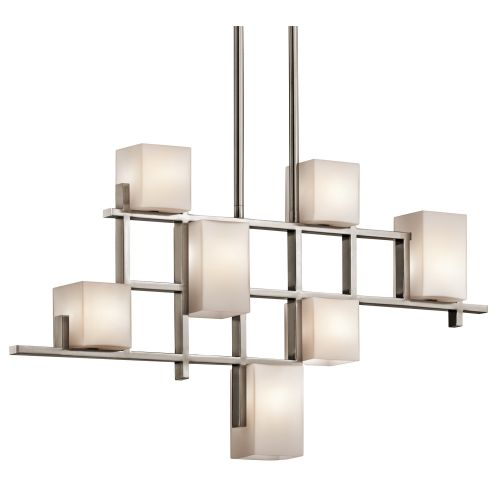 Kichler City Lights 7 Light Pendant KL/CITY LIGHTS7B
