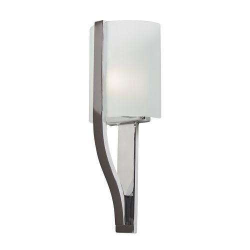 Kichler Freeport 1lt Bathroom Wall Light Polished Chrome ELS/KL/FREEPORT BATH